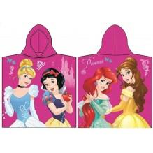Cape de bain princesses