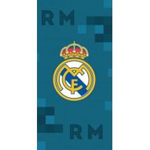 Drap de bain Real Madri Bleu
