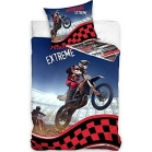 Housse de couette Motocross