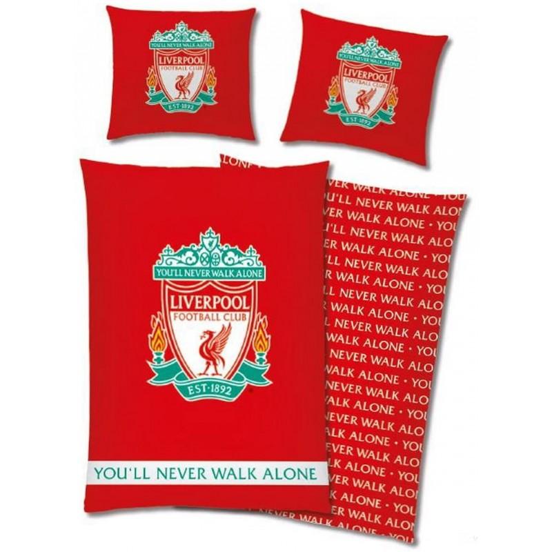 Housse de couette Liverpool Fc