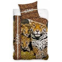 Housse de couette Cheetah Léopard