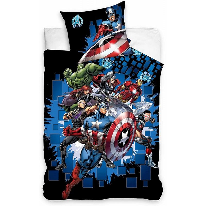 Housse de couette Avengers