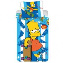 Housse de couette the simpsons Bart