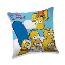 Coussin la famille Simpsons 40 x 40 cm