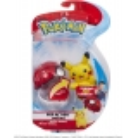 Peluche Pikachu + Poké Ball