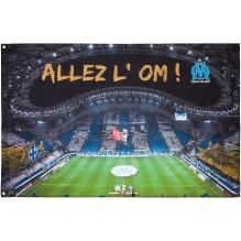 Drapeau Olympique de Marseille