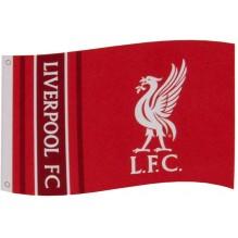 Drapeau Liverpool Fc