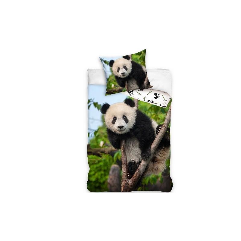 Housse de couette Panda