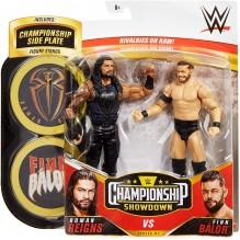 Figurines WWE Basic Battle Pack: R. Reigns & Balor