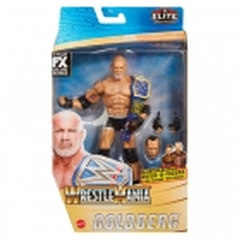 Figurine wwe WWE WrestleMania Collection Élite figurine Goldberg