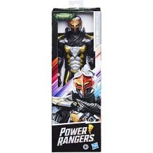 Power Rangers Beast Morphers - Figurine Cybervilain Robot-Blaze - 30 cm