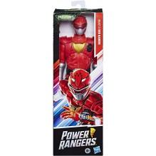 Power Rangers Beast Morphers - Figurine Ranger Rouge Beast-X - 30 cm