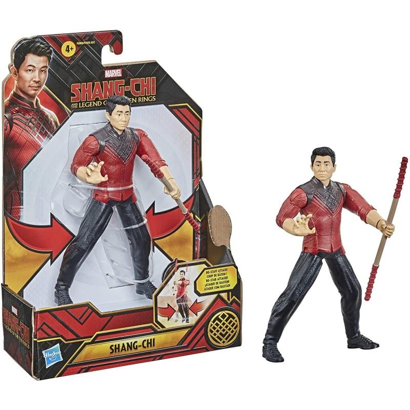 SHANG CHI- Hasbro Marvel légende des dix Anneaux