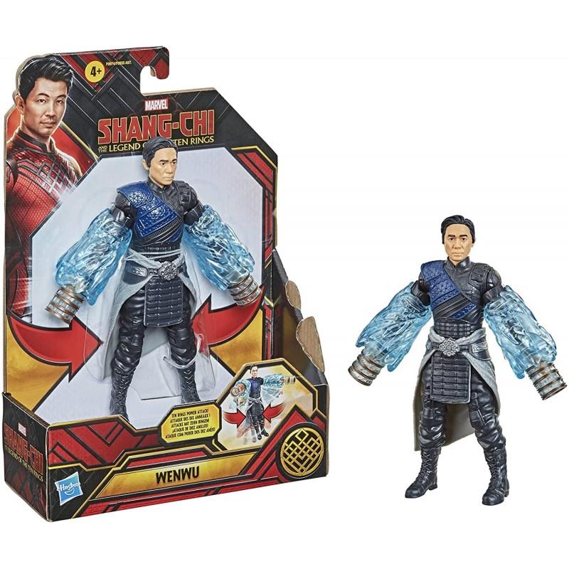 SHANG CHI- Marvel légende Wenwu