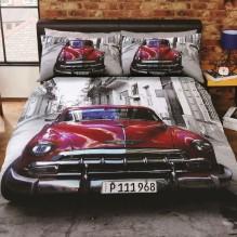 Housse de couette voiture Santiago Classic American
