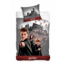 Housse de couette Harry Potter  Le château de Poudlard