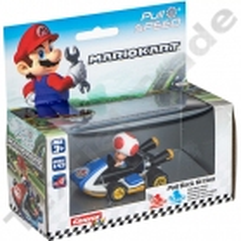 Voiture Mario kart Toad
