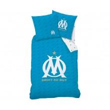 Housse de couette Olympique de Marseille 1 place