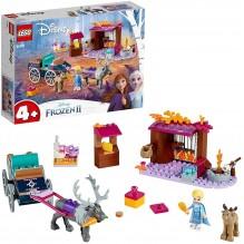 LEGO aventure en caleche elsa 41166