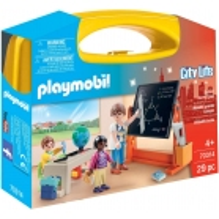 Playmobil valisette école 70314
