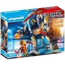 Playmobil robot de police 70571