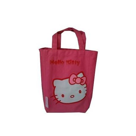 SAC TOTE HELLO KITTY fushia