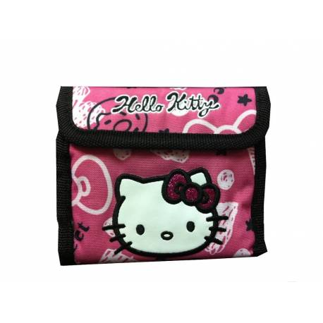 PORTEFEUILLE  HELLO KITTY Squiggle