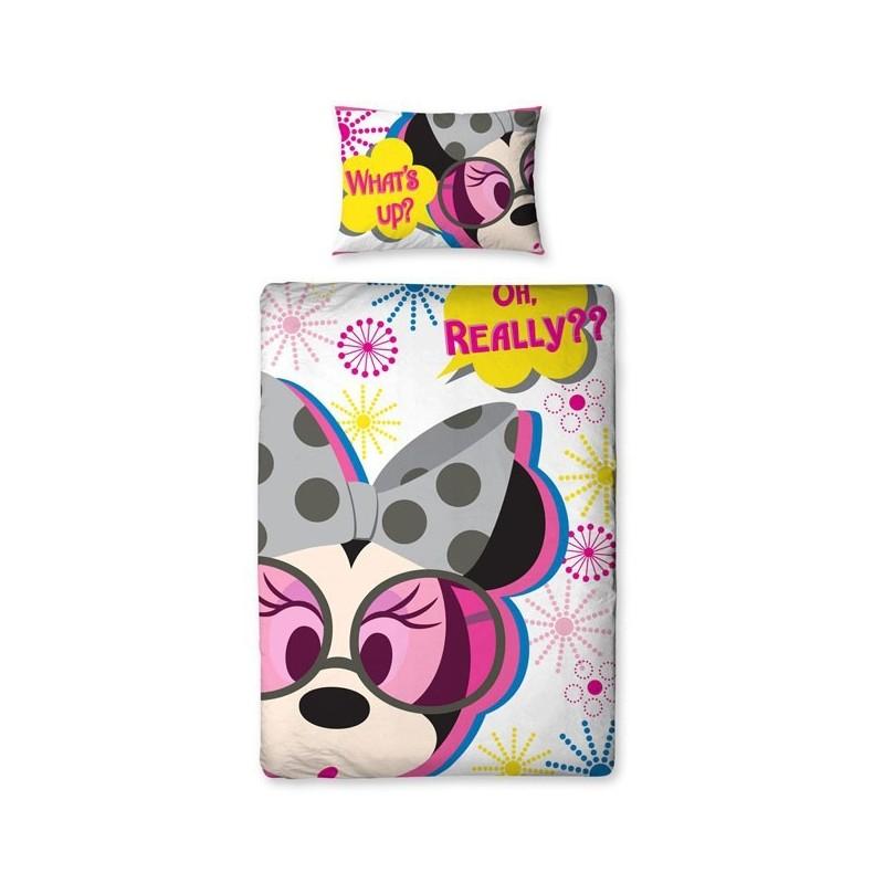 Housse De Couette Disney Minnie Mouse