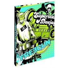 CLASSEUR A4 FREEGUN DJ