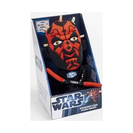PELUCHE PARLANTE DARTH MAUL Star Wars