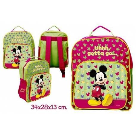 SAC A DOS MICKEY GM