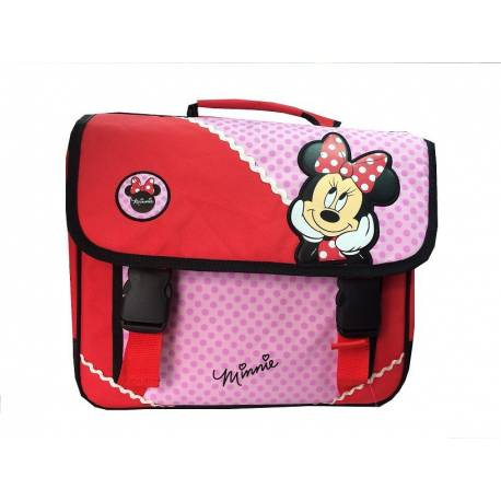 CARTABLE MINNIE Rouge