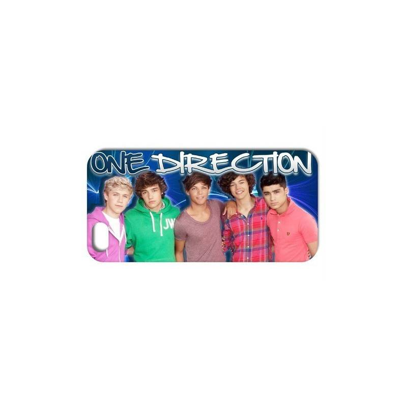 coque iphone 5 5s one direction pas cher acheter. Black Bedroom Furniture Sets. Home Design Ideas
