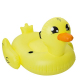CANARD GONFLABLE A CHEVAUCHER