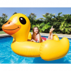 CANARD GONFLABLE GEANT 221x221 cm Intex