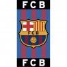 SERVIETTE DE PLAGE FC BARCELONE