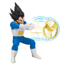 FIGURINE DRAGON BALL Z super saiyan VEGETA 18 cm