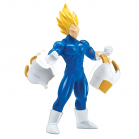 FIGURINE DRAGON BALL super saiyan VEGETA 9 cm