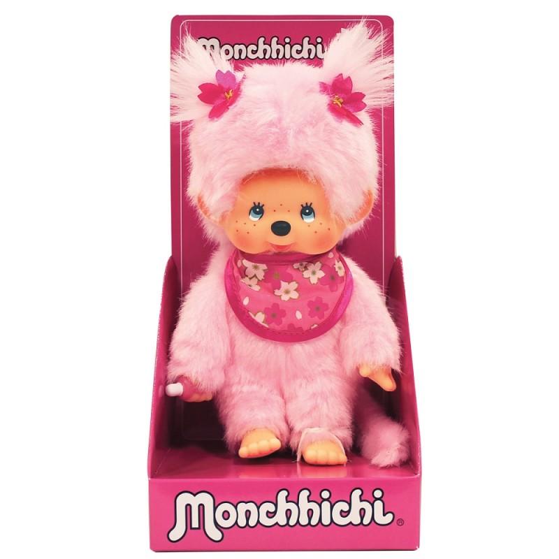PELUCHE MONCHHICHI 20 cm