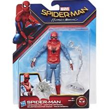 FIGURINE SPIDERMAN homemade suit