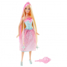 BARBIE Princesse chevelure Blonde