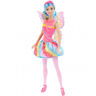 POUPEE BARBIE FEE Multicolore