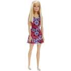 POUPEE BARBIE Robe multicolore