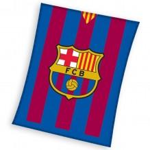 PLAID POLAIRE FC BARCELONE Logo