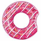 BOUEE GONFLABLE DONUTS Rose107 cm Bestway