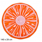 ORANGE GONFLABLE 148 cm