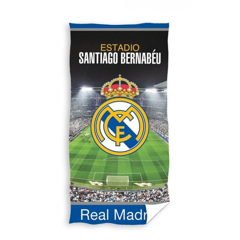 DRAP DE BAIN REAL DE MADRID Stade