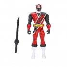 Figurine Power Rangers 12 cm Ninja Steel : Rouge