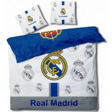 HOUSSE DE COUETTE REAL MADRID reversible