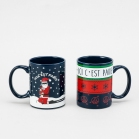 SET DE 2 MUGS PARIS SAINT GERMAIN